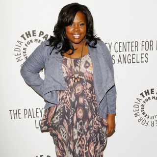 "Amber Riley in Paley Center for Media's Paleyfest 2011 Event Honoring ""Glee"""
