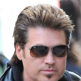 Billy Ray Cyrus Departs A Manhattan Hotel