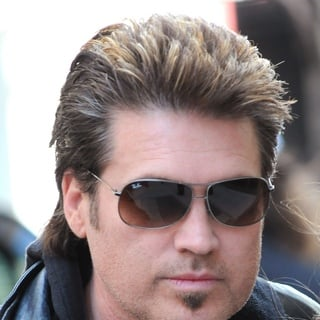 Billy Ray Cyrus Departs A Manhattan Hotel - wenn5624955