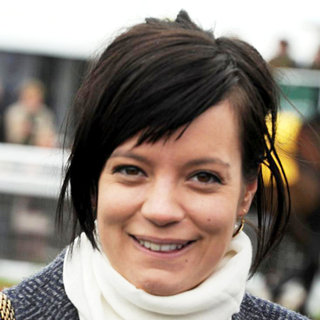 Lily Allen in Gold Cup Day at The Cheltenham Festival