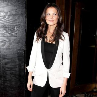 Katie Holmes in The Premiere of The Short Film 'The Decision' - Arrivals