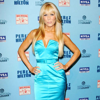 Gretchen Rossi in 'Perez Hilton's Blue Ball 33rd Birthday Celebration' - Arrivals