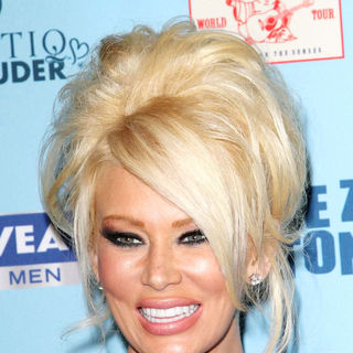 Jenna Jameson in 'Perez Hilton's Blue Ball 33rd Birthday Celebration' - Arrivals
