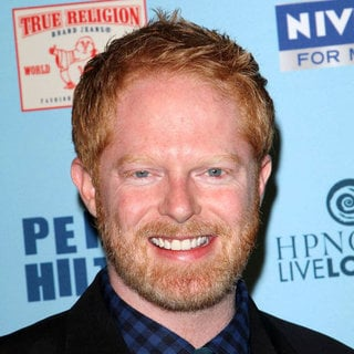 Jesse Tyler Ferguson in 'Perez Hilton's Blue Ball 33rd Birthday Celebration' - Arrivals