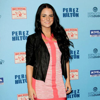 JoJo in 'Perez Hilton's Blue Ball 33rd Birthday Celebration' - Arrivals