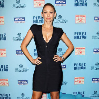 Kym Johnson in 'Perez Hilton's Blue Ball 33rd Birthday Celebration' - Arrivals