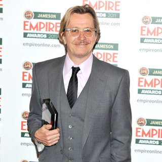 Gary Oldman in The Jameson Empire Awards 2011 - Press Room