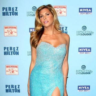 Candis Cayne in 'Perez Hilton's Blue Ball 33rd Birthday Celebration' - Arrivals