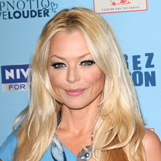 Charlotte Ross in 'Perez Hilton's Blue Ball 33rd Birthday Celebration' - Arrivals