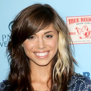 Christina Perri in 'Perez Hilton's Blue Ball 33rd Birthday Celebration' - Arrivals