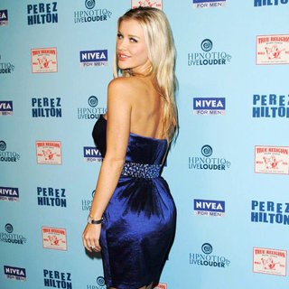 Joanna Krupa in 'Perez Hilton's Blue Ball 33rd Birthday Celebration' - Arrivals