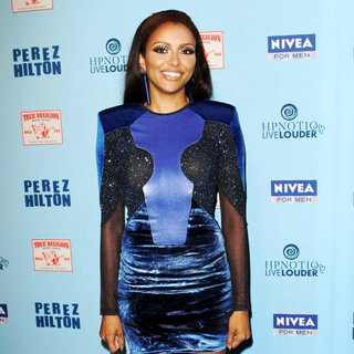 Katerina Graham in 'Perez Hilton's Blue Ball 33rd Birthday Celebration' - Arrivals