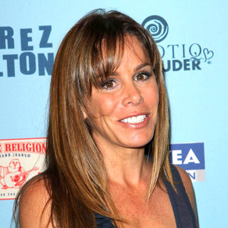Melissa Rivers in 'Perez Hilton's Blue Ball 33rd Birthday Celebration' - Arrivals