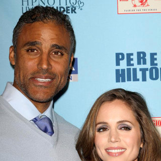 Rick Fox in 'Perez Hilton's Blue Ball 33rd Birthday Celebration' - Arrivals - wenn5628779