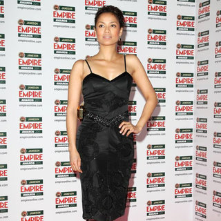 Gugu Mbatha-Raw in The Jameson Empire Awards 2011 - Arrivals