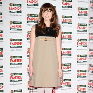 Ophelia Lovibond in The Jameson Empire Awards 2011 - Arrivals