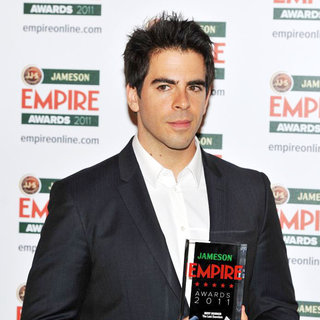 Eli Roth in The Jameson Empire Awards 2011 - Press Room