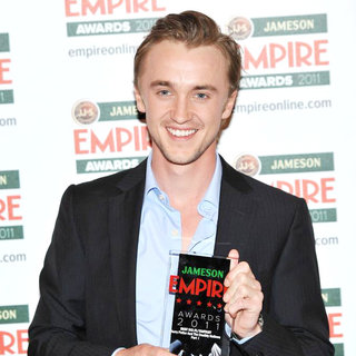 Tom Felton in The Jameson Empire Awards 2011 - Press Room