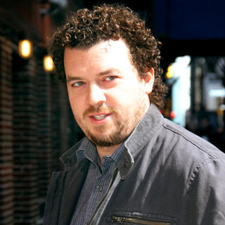 Danny McBride in 'The Late Show with David Letterman' at The Ed Sullivan Theater - Arrivals