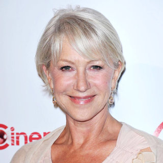 Helen Mirren in CinemaCon 2011 Big Screen Achievement Awards