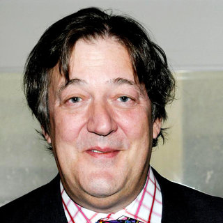 Stephen Fry in The Ninth Glenn Gould Prize Press Conference