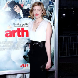 Greta Gerwig in New York Premiere of 'Arthur' - Arrivals