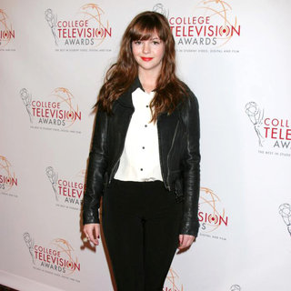 Amber Tamblyn in 32nd Annual College Television Awards