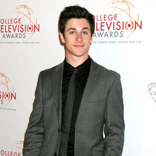 David Henrie in 32nd Annual College Television Awards - wenn5635621