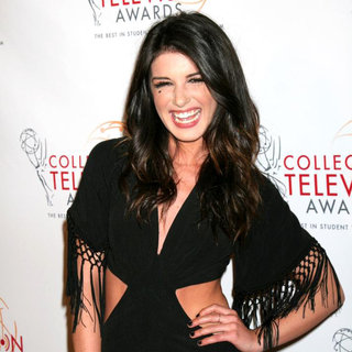 Shenae Grimes in 32nd Annual College Television Awards