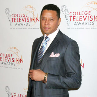 Terrence Howard in 32nd Annual College Television Awards