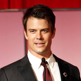 Josh Duhamel in The American Red Cross Santa Monica Chapter's Annual Red Tie Affair