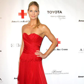 Catriona McGinn in The American Red Cross: Santa Monica Chapter's Annual Red Tie Affair - Arrivals