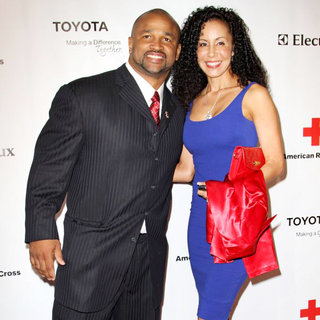 Lorenzo Neal in The American Red Cross: Santa Monica Chapter's Annual Red Tie Affair - Arrivals