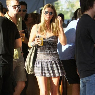 Nicky Hilton in Celebrities at The 2011 Coachella Valley Music and Arts Festival - Day 1