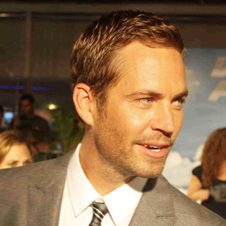 Paul Walker in 'Fast and Furious Five' Brazilian Premiere