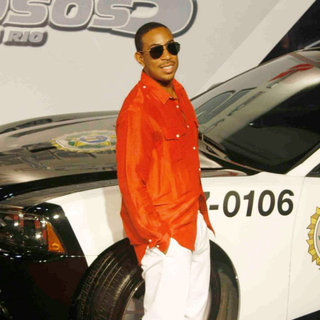 Ludacris in 'Fast and Furious Five' Brazilian Premiere