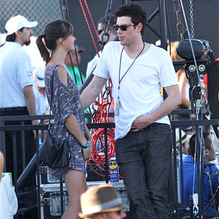 Cory Monteith in Celebrities at The 2011 Coachella Valley Music and Arts Festival - Day 3