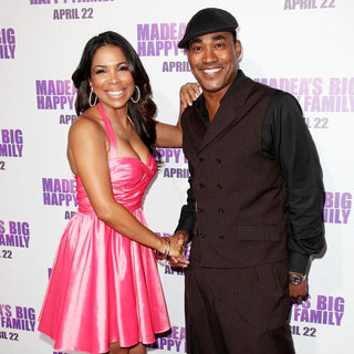 Maya Gilbert, Marc Cayce in Los Angeles Premiere of Tyler Perry's 'Madea's Big Happy Family'