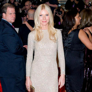 Gwyneth Paltrow in Alexander McQueen: Savage Beauty Costume Institute Gala