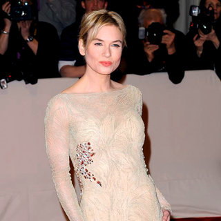 Renee Zellweger in Alexander McQueen: Savage Beauty Costume Institute Gala