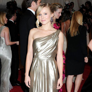 Kristen Bell in Alexander McQueen: Savage Beauty Costume Institute Gala