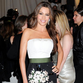 Sofia Vergara - Alexander McQueen: Savage Beauty Costume Institute Gala