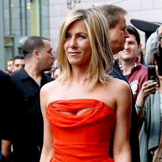 Jennifer Aniston in Jennifer Aniston Signing Her New Signature Fragrance 'Jennifer Aniston'