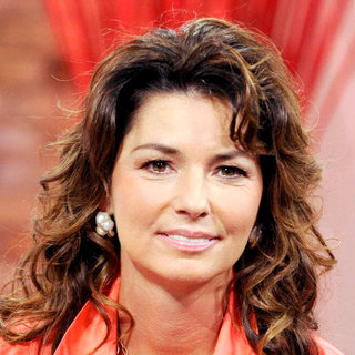 Shania Twain in Shania Twain Appears on 'The Marilyn Denis Show' to Promote Her Latest Book 'From This Moment On'