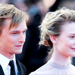 Henry Hopper, Mia Wasikowska in 2011 Cannes International Film Festival - Day 6 - The Tree of Life - Premiere
