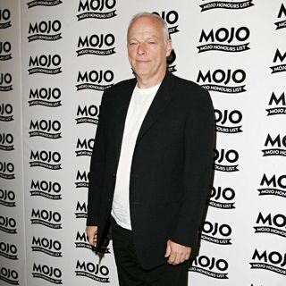 David Gilmour in The Mojo Honours List - wenn668050