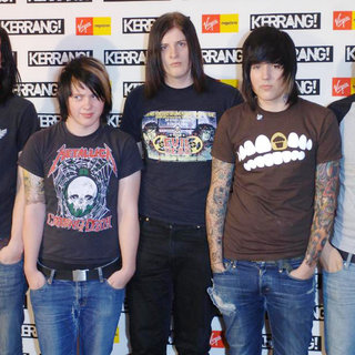 Bring Me The Horizon in Bring Me The Horizon at The Kerrang Awards