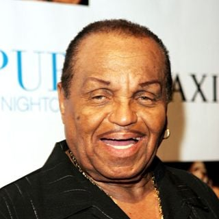 Joe Jackson in Paris Hilton Album Release Party