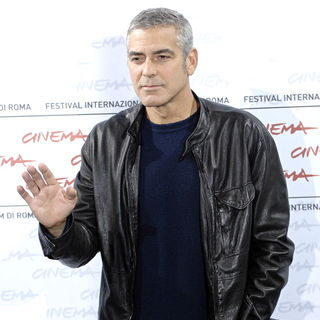 George Clooney - A Photocall for The Movie