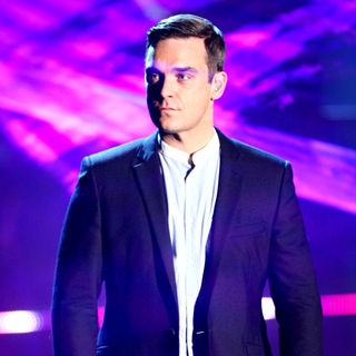 "Robbie Williams in Robbie Williams Performing Live on German TV Show ""Wetten Dass...?"""